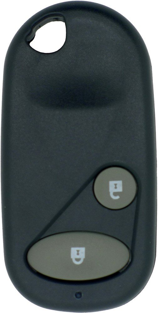2 Button Remote Key Fob Case Chequers Motorstore Honda Civic Crv Accord Jazz Etc..