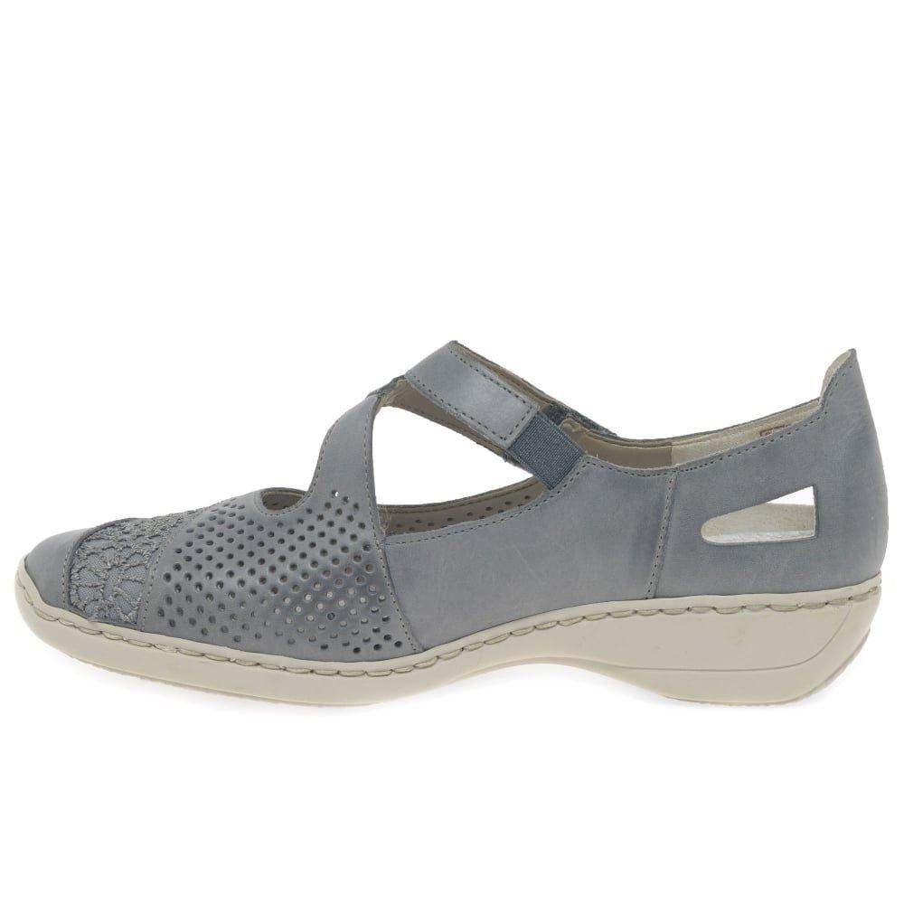 ed6803d365 Rieker Roya Womens Mary Jane Shoes  Amazon.co.uk  Shoes   Bags