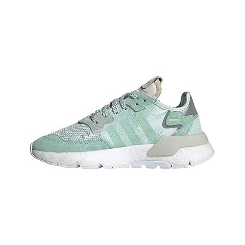 adidas verde mujer zapatillas