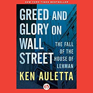 Greed and Glory on Wall Street Audiobook