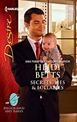Secrets, Lies & Lullabies (Billionaires And Babies Book 33)