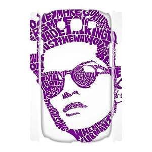C-EUR Bruno Mars Customized Hard 3D Case For Samsung Galaxy S3 I9300