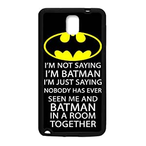 Batman logo i'm batman Phone Case for Samsung Galaxy Note3 Case