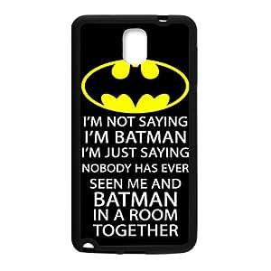 Batman logo i'm batman Phone Case for Samsung Galaxy Note3