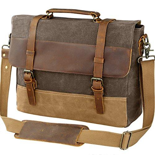 Canvas Bag Laptop - 7