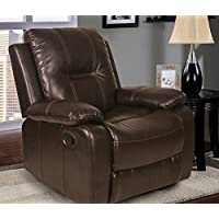 Relax A Lounger RR-WBRCP3003BR Weston Recliner