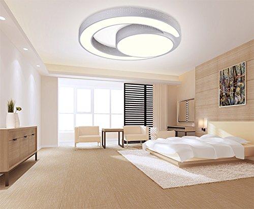 Illuminazione Camera Da Letto Contemporanea : In stile contemporaneo in acrilico lampade da soffitto in stile