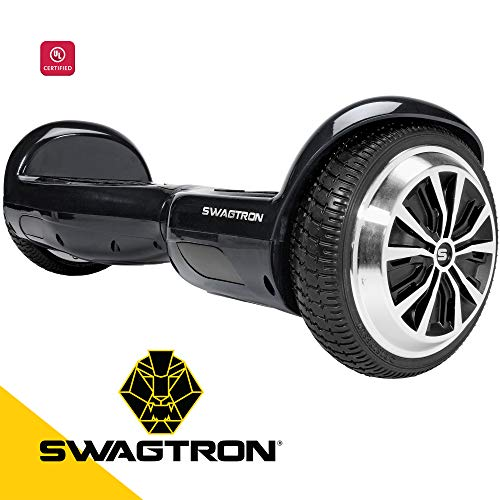Swagtron Swagboard Pro T1 UL 2272 Certified Hoverboard Electric Self-Balancing Scooter - Your Swag Personal Transporter Awaits You -  88570_2