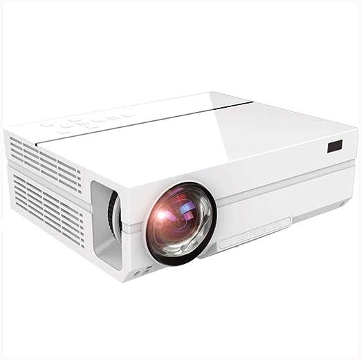 Link Co Proyector de Video HD Soporta Efecto 3D Rojo y Azul ...