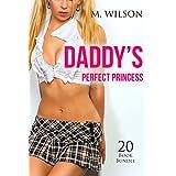 Erotica: Daddy's Perfect Princess (New Adult Romance Bundle)(Erotic Sex Taboo Box Set)