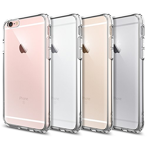 uk availability b2339 fb483 Spigen Ultra Hybrid iPhone 6S Case with Air Cushion Technology and ...