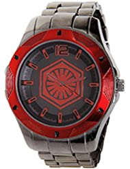 Star Wars Episode VII The Force Awakens Red Icon Mens Watch SWM2103