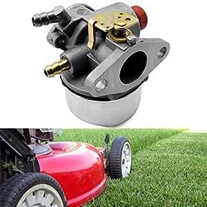 Cortacésped Motorstar reemplazar Carb carburador para Tecumseh 640025640014640004OHH55–69065e