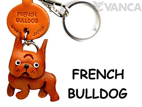 french bulldog key ring - 6