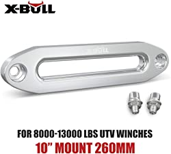 "X-BULL Universal 10"" synthetic winch Hawse Fairlead"