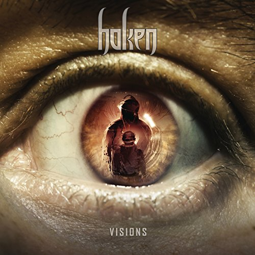 CD : Haken - Visions (Digipack Packaging, 2 Disc)