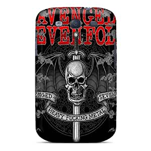 New Premium LKIDD Avenged Sevenfold Skin Case Cover Excellent Fitted For Galaxy S3