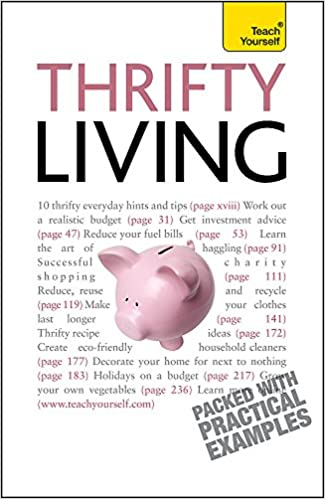 Book Thrifty Living: Teach Yourself (Teach Yourself - General)