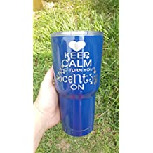Keep Calm and Scentsy Tumbler