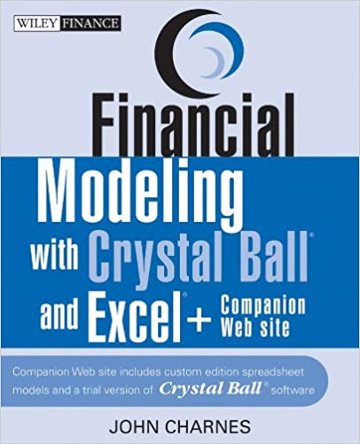amazon com financial modeling with crystal ball and excel wiley