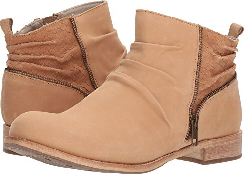 - Caterpillar Women's Kiley Fashion Ankle Bootie Boot, tan, 8 Medium US