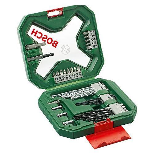 chollos oferta descuentos barato Bosch X Line Maletín de 34 unidades para taladrar y atornillar