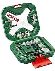 Bosch Professional 34-Delige X-Line Classic Schroefbit- en Borenset (Hout, Steen en Metaal, Voor Boormachines)