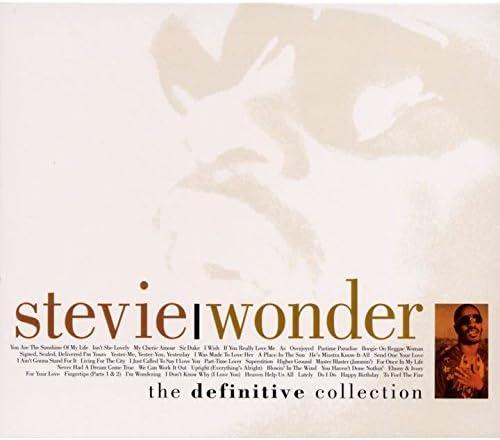 スティーヴィー・ワンダー『ベスト・コレクション』