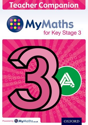 Download MyMaths for Key Stage 3: Teacher Companion 3A pdf epub
