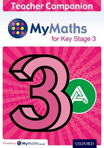 Download MyMaths for Key Stage 3: Teacher Companion 3A pdf