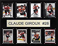 NHL Philadelphia Flyers Claude Giroux 8-Card Plaque, 12 x 15-Inch