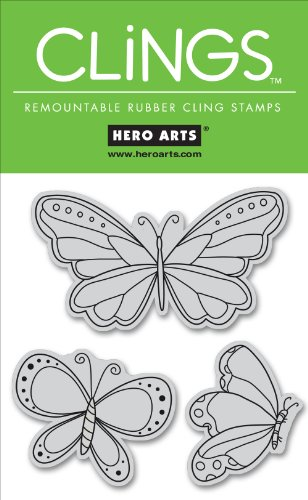 Hero Arts Cling Stamps ()