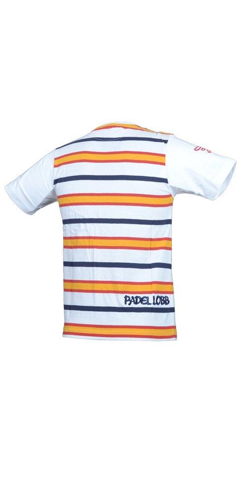 Padel Lobb - Camiseta goren, talla xxl , color blanco ...