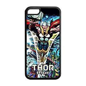 Cyber Monday Store Customize Thor Rubber iPhone 5C Back Cover Case
