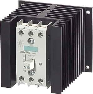 Siemens 3rf2 - Contactor estatico con mando bifasico 40a