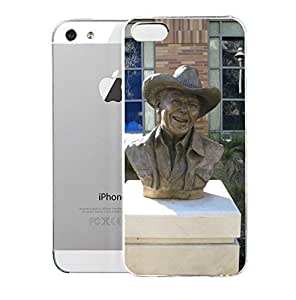 iPhone 5 case iPhone 5S Case ChapmonUniversify Bronze Busts Of Reagan Shultz Stolen From Campus Happenings Independent Colleges Of Southern California beautiful design cover case.