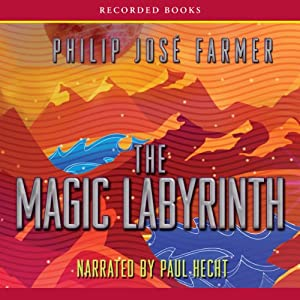 The Magic Labyrinth Audiobook