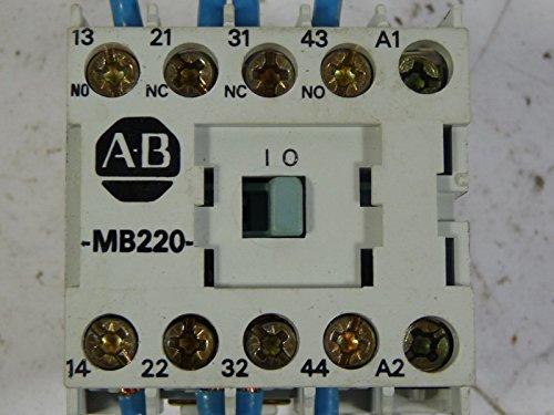 Allen Bradley 700DC-MB220 Contact Relay Mini Control 5AMP 300VDC
