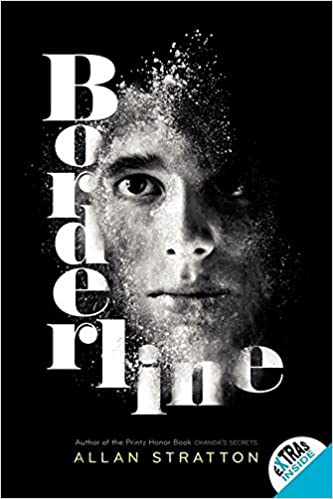 Book By Allan Stratton - Borderline (Reprint) (2012-03-21)