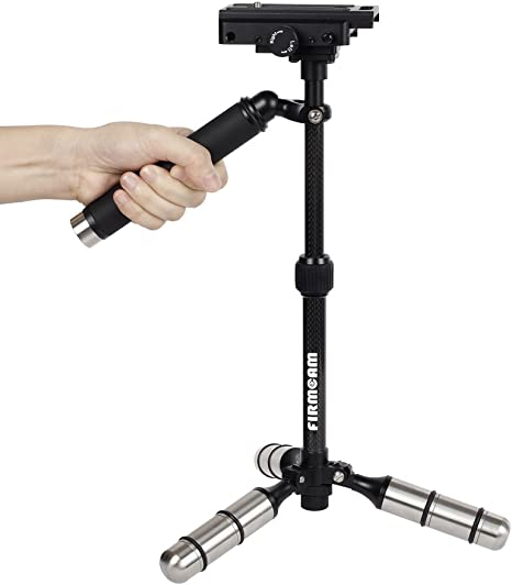 Firmcam FC005 Gecko - Soporte oscilante y estabilizador para ...