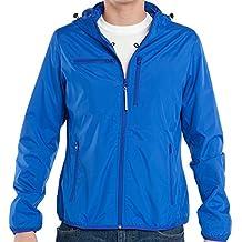 Baubax Travel Jacket - Windbreaker - Male - Blue - Small
