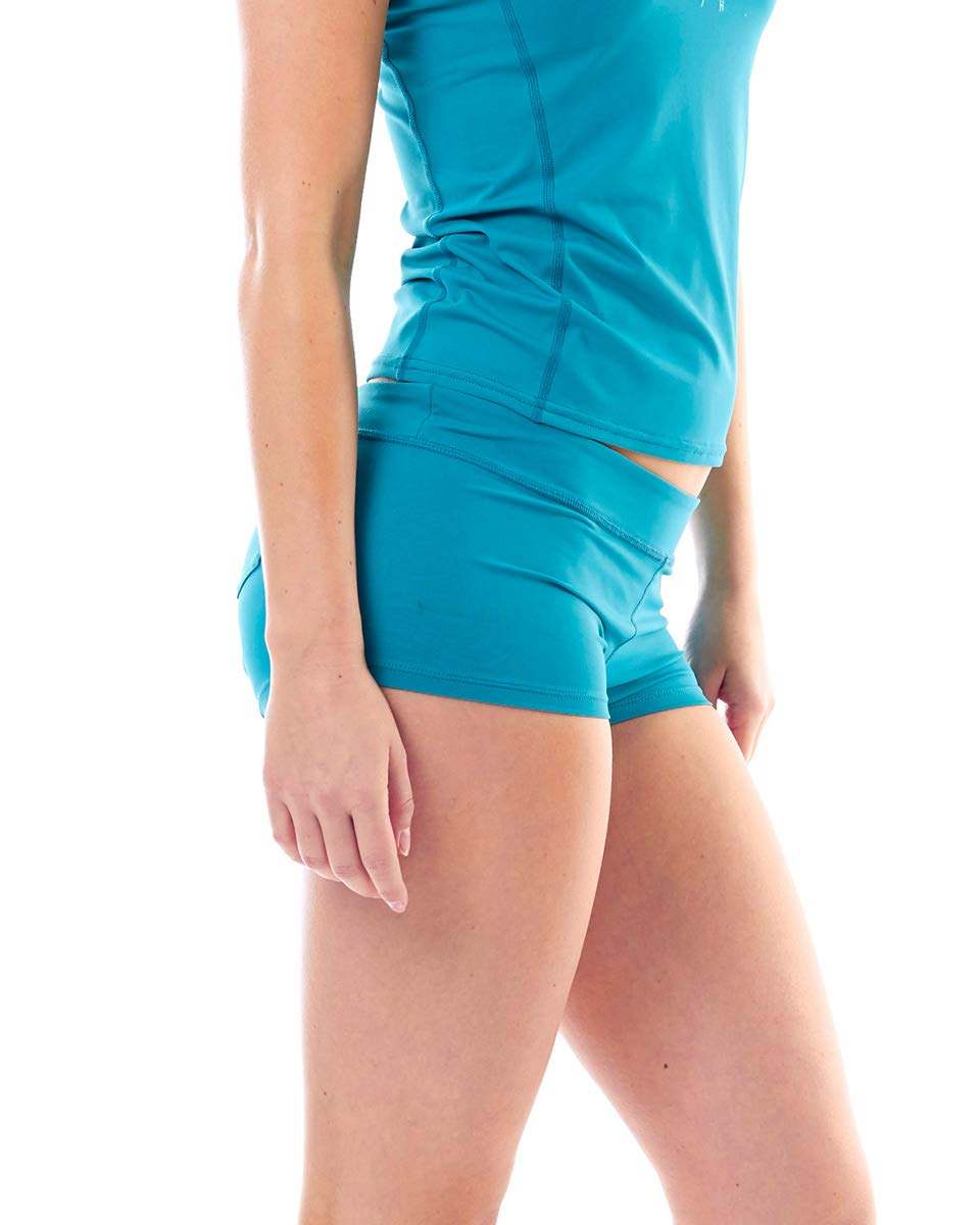 Jobe Swim Short Women Badehose Strandhose Schwimmhose blue
