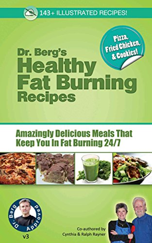 Dr Bergs Healthy Burning Recipes ebook product image