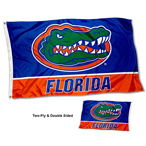 College Flags and Banners Co. Florida Gators Double Sided Flag