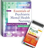 img - for Package of Essentials of Psychiatric Mental Health Nursing, 4th Edition & PsychNotes, 2nd Edition book / textbook / text book