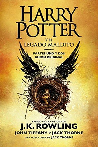 Harry Potter y el legado maldito: El guión oficial de la producción original del West End (Spanish Edition) (The Four Beasts Of Daniel Chapter 7)