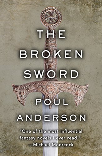 Book cover for The Broken Sword
