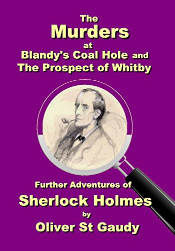 The Murders at Blandy's Coal Hole and The Prospect of - Prospect St