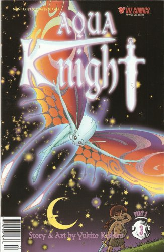 Aqua Knight #3 (Part Two)