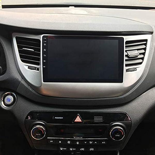 22,9/cm Android 8.1/autoradio GPS per Hyundai Tucson//IX35/2015/2016/2017/audio auto radio stereo navigatore Bluetooth WiFi